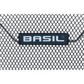 Basil Lesto Rear Wheel Basket, black